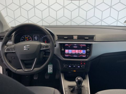 SEAT ARONA Arona 1.0 EcoTSI 95 ch Start/Stop BVM5 Style Business