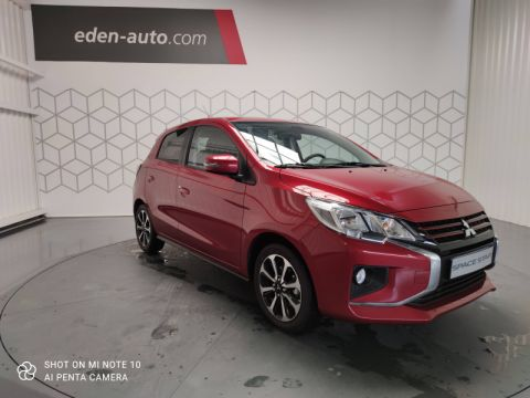MITSUBISHI SPACE STAR Space Star 1.2 MIVEC 71 CVT AS&G Red Line Edition