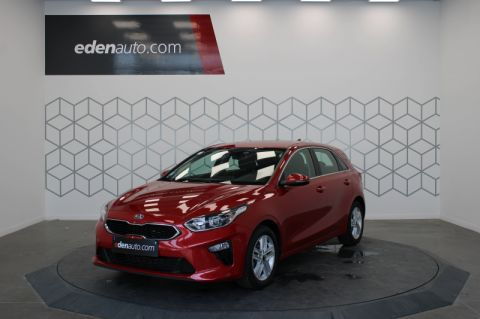 KIA CEE'D CEED 1.4 T-GDi 140 ch ISG DCT7 Active